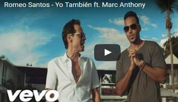 Yo Tambien – Romeo Santos ft Marc Anthony – Official Video