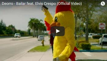 Bailar - Deorro ft Elvis Crespo - Descargar Video Official 2016