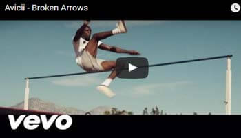 Broken Arrows - Avicii - Descargar / Download Official Video 2015