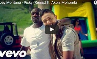 descargar download Picky Remix - Joey Montana ft Akon, Mohombi - Video Official