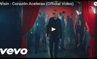 descargar Corazon Acelerao - Wisin - Video Official 2015 tema original hd