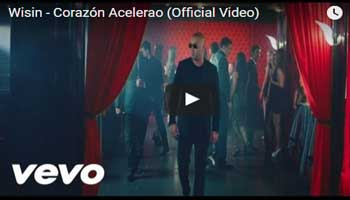 Corazon Acelerao – Wisin  – Video Official 2015