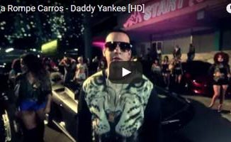 La Rompe Carros - Daddy Yankee - Video Official - Descargar.
