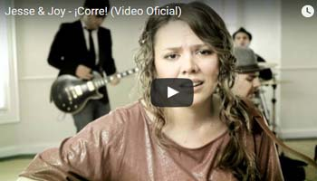 Corre - Jesse Y Joy - Descargar Video Official - 2011