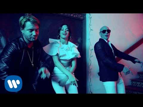 Pitbull - J Balvin Hey Ma y Camila Cabello The Fate of the Furious Video Oficial descargar Download mp4 letra lyrics